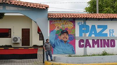 Nicaragua detains another five opposition leaders, as Ortega ups the ante