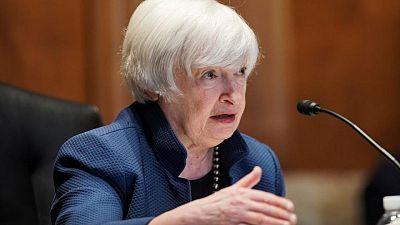 Yellen to press G20 for higher minimum corporate tax rate -U.S. Treasury