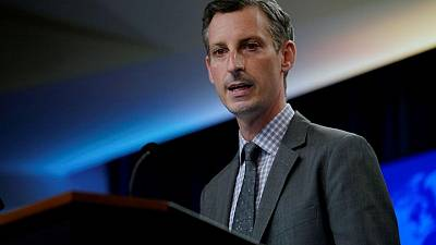 U.S. envoy on North Korea speaks with Chinese counterpart