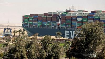 Factbox-The Ever Given's stranding in the Suez Canal