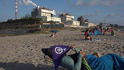 Chile adelanta retiro de centrales eléctricas a carbón en zonas de alta contaminación