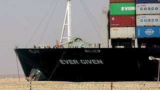 Ever Given container ship set to leave Suez Canal