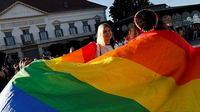 'A disgrace': Hungary must ditch anti-LGBT law, EU executive says