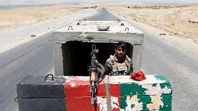 Taliban attack capital of northwestern Afghan province