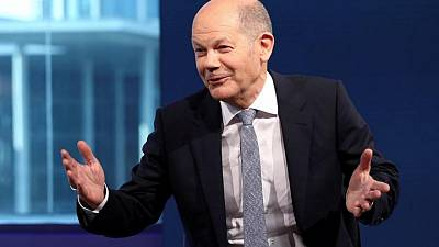 """German Finance Minister Scholz says global tax reform """"will happen very quickly"""""""