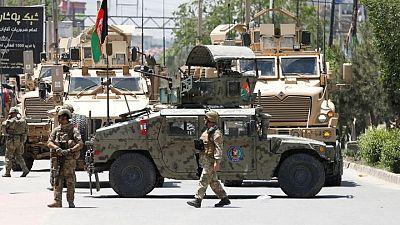 Hundreds of Afghan servicemen flown back from Tajikistan - Tajik security source
