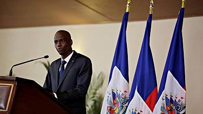 Haitian President shot dead at home overnight - PM
