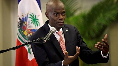 U.S. says it is ready to help Haiti after killing of Haitian president