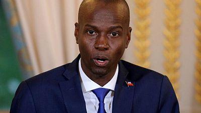 U.S. assessing 'tragic attack' that killed Haiti president -White House