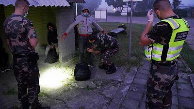 Lituania quiere construir una barrera en la frontera de Bielorrusia para detener inmigrantes