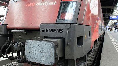 Siemens lands $3.4 billion hybrid train order from U.S. Amtrak