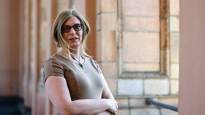 Crusade against hypocrisy fires first transgender candidate for German Bundestag