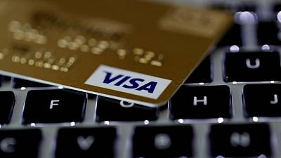 Visa says spending on crypto-linked cards topped $1 billion in first half this year