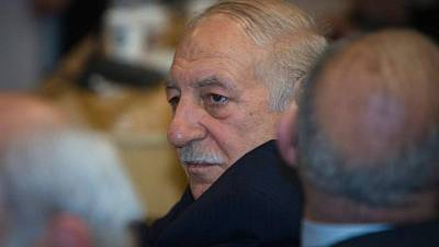 Ahmed Jibril, founder of pro-Syrian Palestinian guerrilla faction, dies at 83