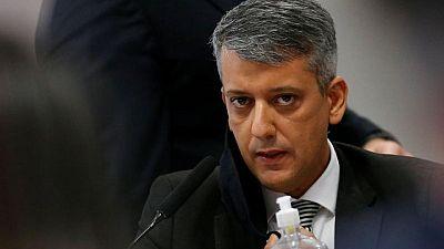 Former Brazil Health Ministry official arrested in Senate