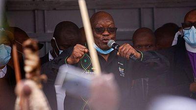 Anti-apartheid veteran Zuma casts shadow over South Africa