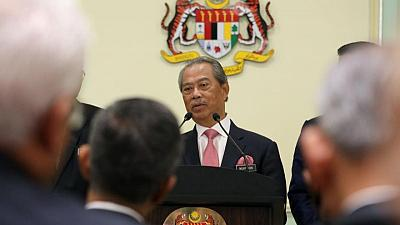 Key party in Malaysia alliance withdraws support from PM Muhyiddin