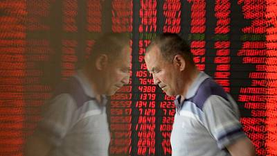 FTSE Russell to remove more China stocks from indexes over U.S. ban