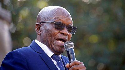 محكمة في جنوب أفريقيا تؤجل محاكمة الرئيس السابق زوما في قضية فساد