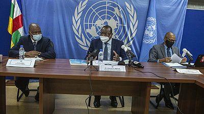 Le Representant special reitere l'engagement de la MINUSCA a travailler avec le nouveau gouvernement Centrafricain