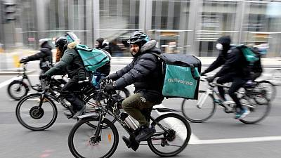 Deliveroo reports 88% surge in second-quarter orders