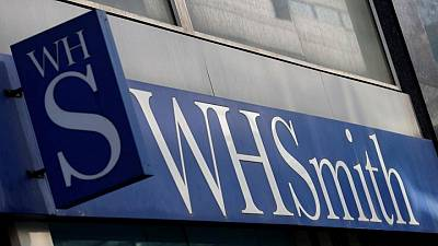 UK's WH Smith raises expectations on North American travel recovery