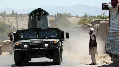 WHO concerned about worsening access in Afghanistan