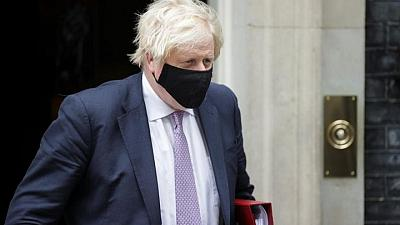 UK PM Johnson did not break parliament's code of conduct over holiday
