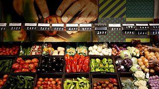 Los precios mundiales de los alimentos caen en junio por primera vez en un año
