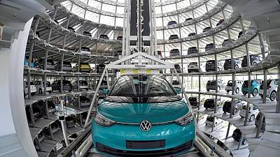 Volkswagen weighs appeal against EU fine over emissions tech collusion