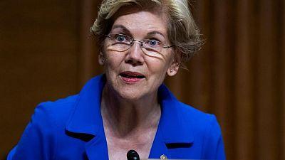 Sen. Warren warns of cryptocurrency risks, presses SEC on oversight authority