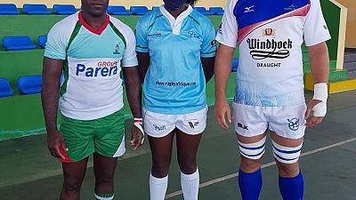 La Namibie bat largement Madagascar dans la poule A de Rugby Africa Cup