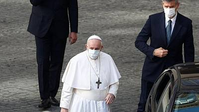Seoul working for pope visit to N.Korea, Vatican agency says
