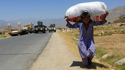 Russia-led bloc ready to act if Afghan border unravels, Taliban reassures Moscow