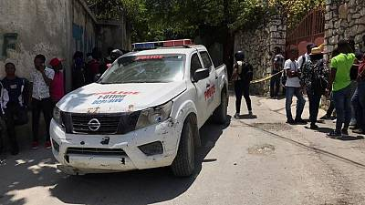 Haiti police say they have president's suspected killers, still hunting masterminds