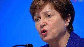 جورجيفا: صندوق النقد يبقي على توقعه للنمو العالمي عند 6% في 2021