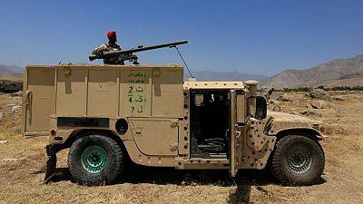 تحالف عسكري تقوده روسيا يهدد بالرد في حالة تدهور الوضع على الحدود الأفغانية