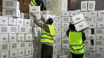 الهلال الأحمر التركي يرى حلولا بديلة ممكنة إذا انقضى تفويض مساعدات سوريا