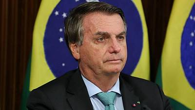 Brazil's Bolsonaro disapproval rating rises to all-time high -poll