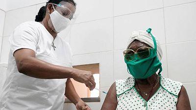 Cuba dice que su vacuna Soberana 02 tiene eficacia del 91,2% eficaz contra el COVID-19
