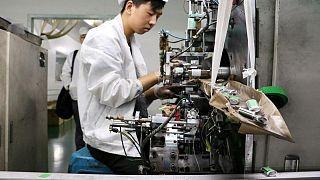 La inflación en las fábricas chinas se frena, pero las perspectivas se mantienen elevadas
