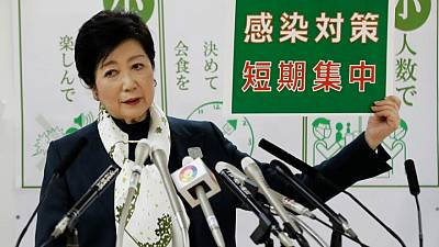 Tokyo Governor Koike: no intention at all to return to national politics