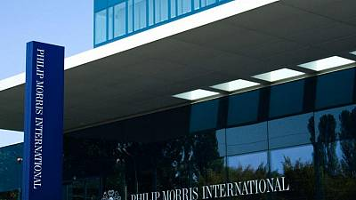 Cigarette maker Philip Morris to buy UK producer of respiratory treatments