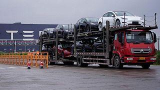انخفاض مبيعات السيارات الصينية 12.4% في يونيو