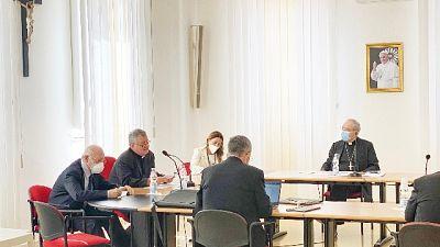 De Luca chiede aiuto alla Conferenza episcopale regionale