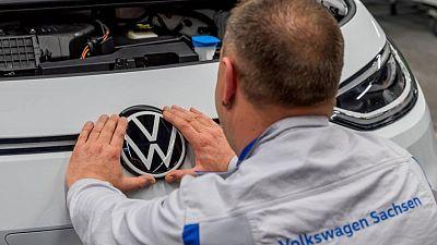 Premium cars drive Volkswagen profit above pre-pandemic levels