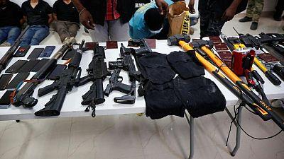 Colombian suspects in Haiti president's killing arrived via Dominican Republic
