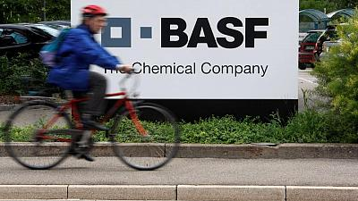 BASF ups 2021 profit forecast for second time on higher prices, volumes