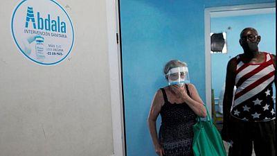 Cuba reporta récord diarios de infectados y fallecidos por COVID-19
