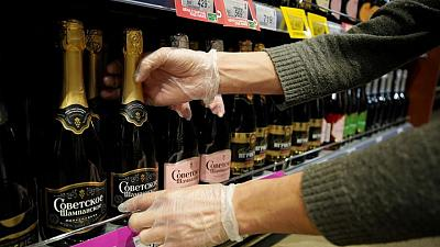 France sees talks with Russia as best way to resolve champagne row - minister
